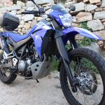 Location Motos 660cc Calvi