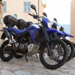 Location Motos Yamaha 660cc XTR Calvi