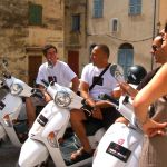 Location Scooters Corse