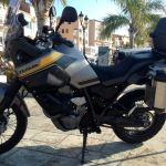 Location Moto Yamaha 660 Xtz