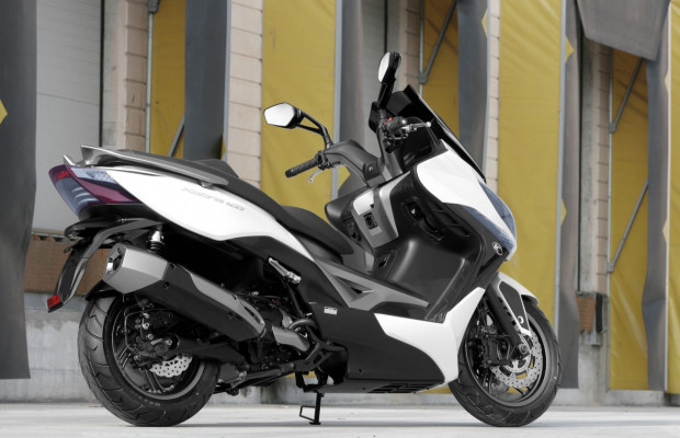 Kymco 400cc X-Citing Injection